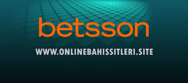 Betsson - Online Bahis